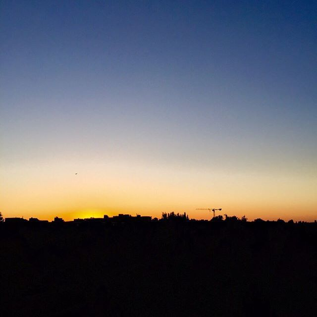 Pôr do sol as 21:30!