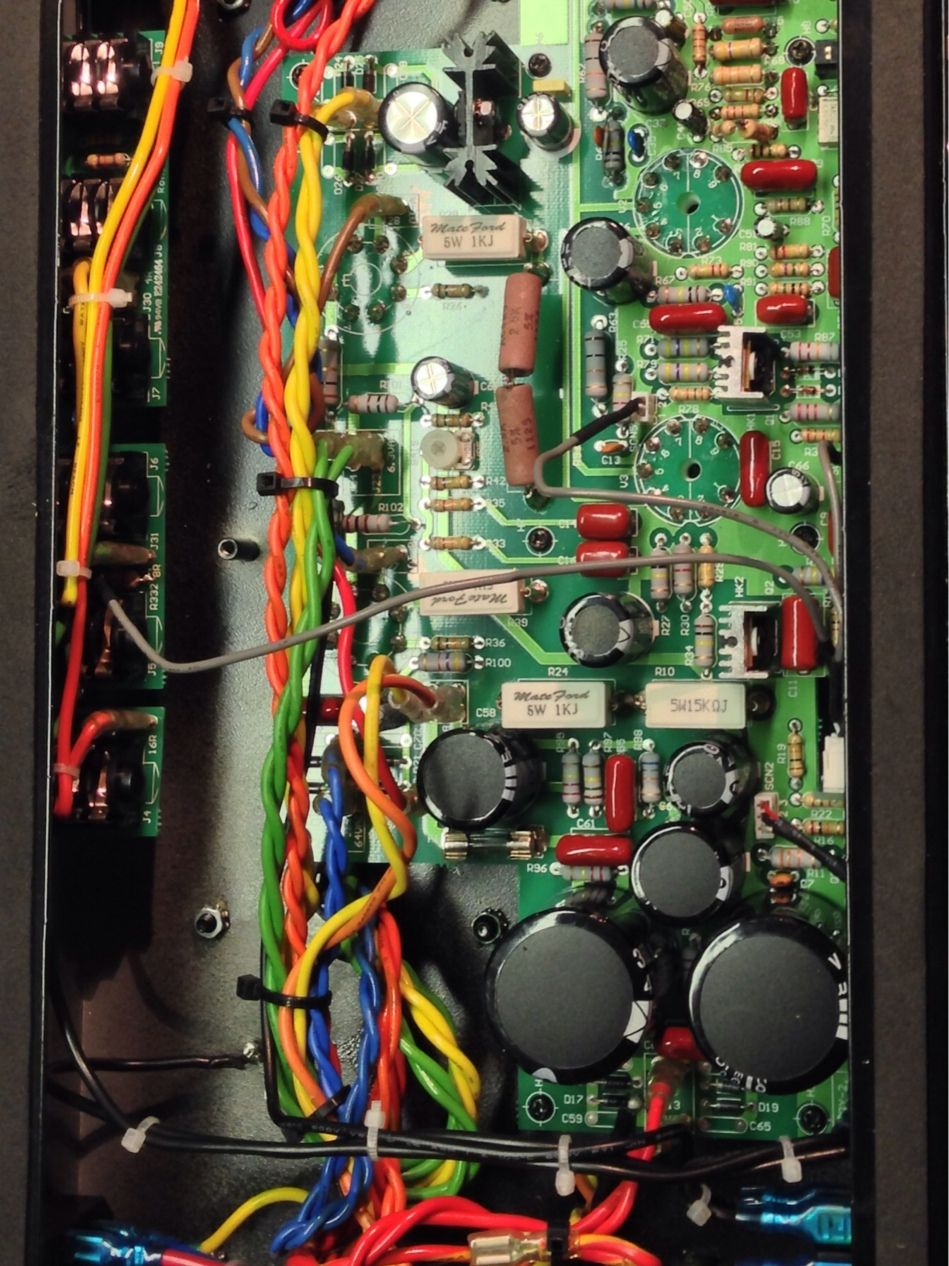NAMM approaches    more prototype work #namm2015 #Randall