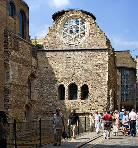 Winchester Palace, Southwark