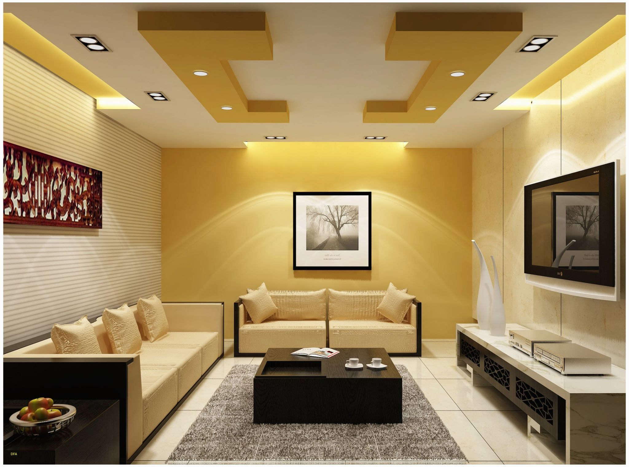 Luxury 10 Living Room Ideas For Fall Season Ceiling Design