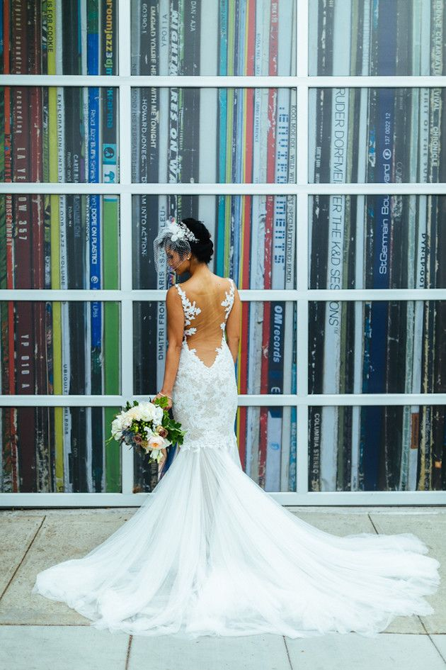 Luxe Poolside Wedding with Nature-Inspired Decor | Bridal musings ...