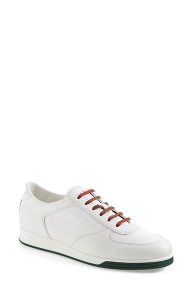 Gucci Classic Low Top Sneaker. I had these in 1990 & loved them. I
