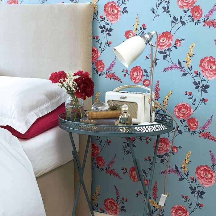 ▷ 1001 + astuces et idées pour choisir un papier peint chambre ...