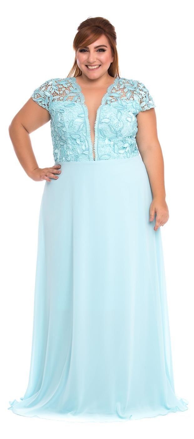 Vestido busto em renda Gracia | Vestidos, Moda and Gowns