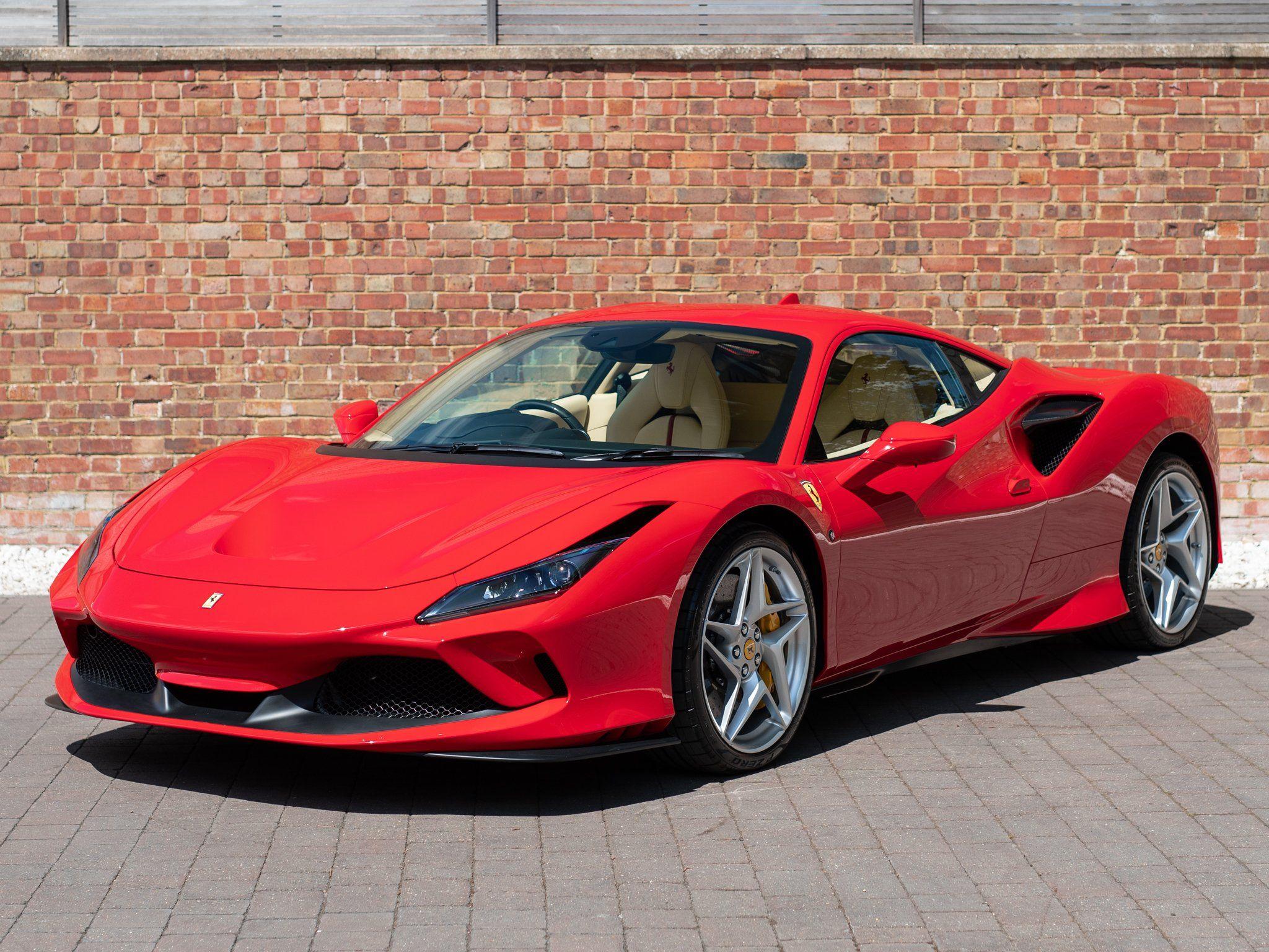 2020 Ferrari F8 Tributo Classic Driver Market In 2020 Sports Cars Ferrari Super Cars Sports Cars Lamborghini