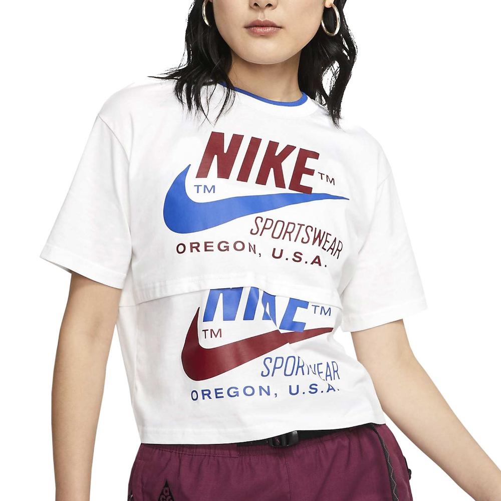 zona casamentero Rápido  Camiseta Nike mujer Icon Clash | Nike mujer, Camisetas nike, Camisetas