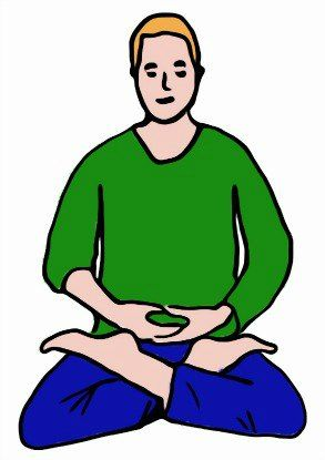 meditation posture  your guide to finding balance