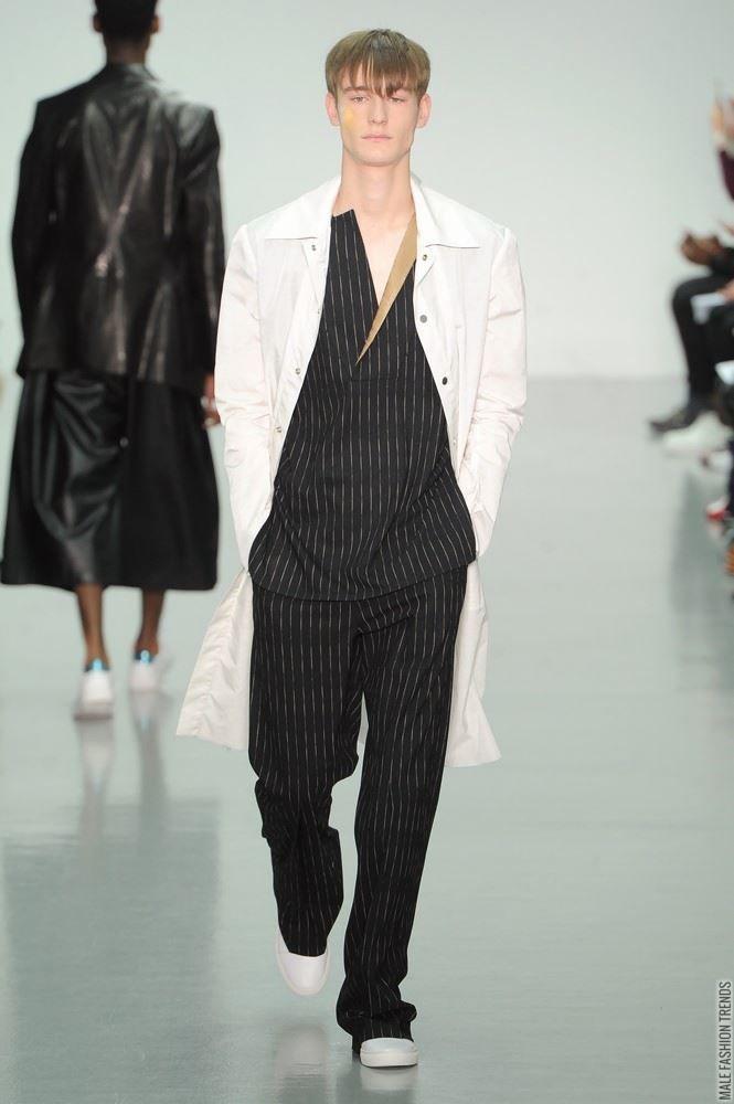 Sean Suen Spring Summer 2015 Primavera Verano #Menswear #Trends #Tendencias #Moda Hombre - M.F.T.