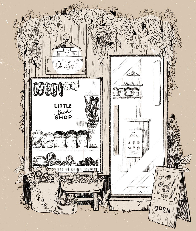 little bread shop
