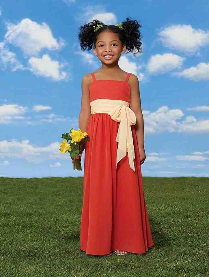 Dresses For Junior Bridesmaids | junior bridesmaid dresses ...
