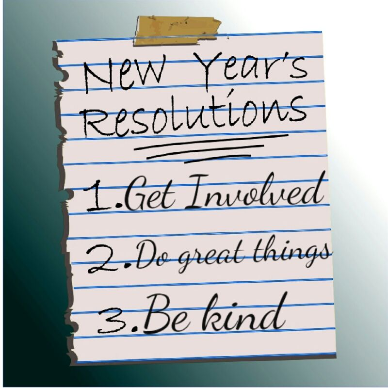 How to keep your new years resolution we want this blog