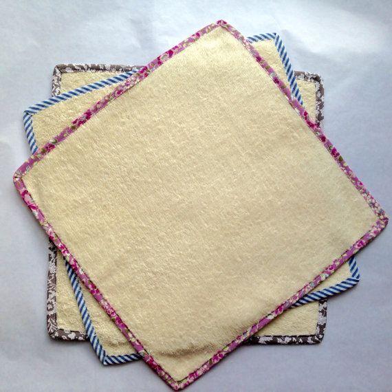 Organic Cotton Face Cloth, Bulk Buy