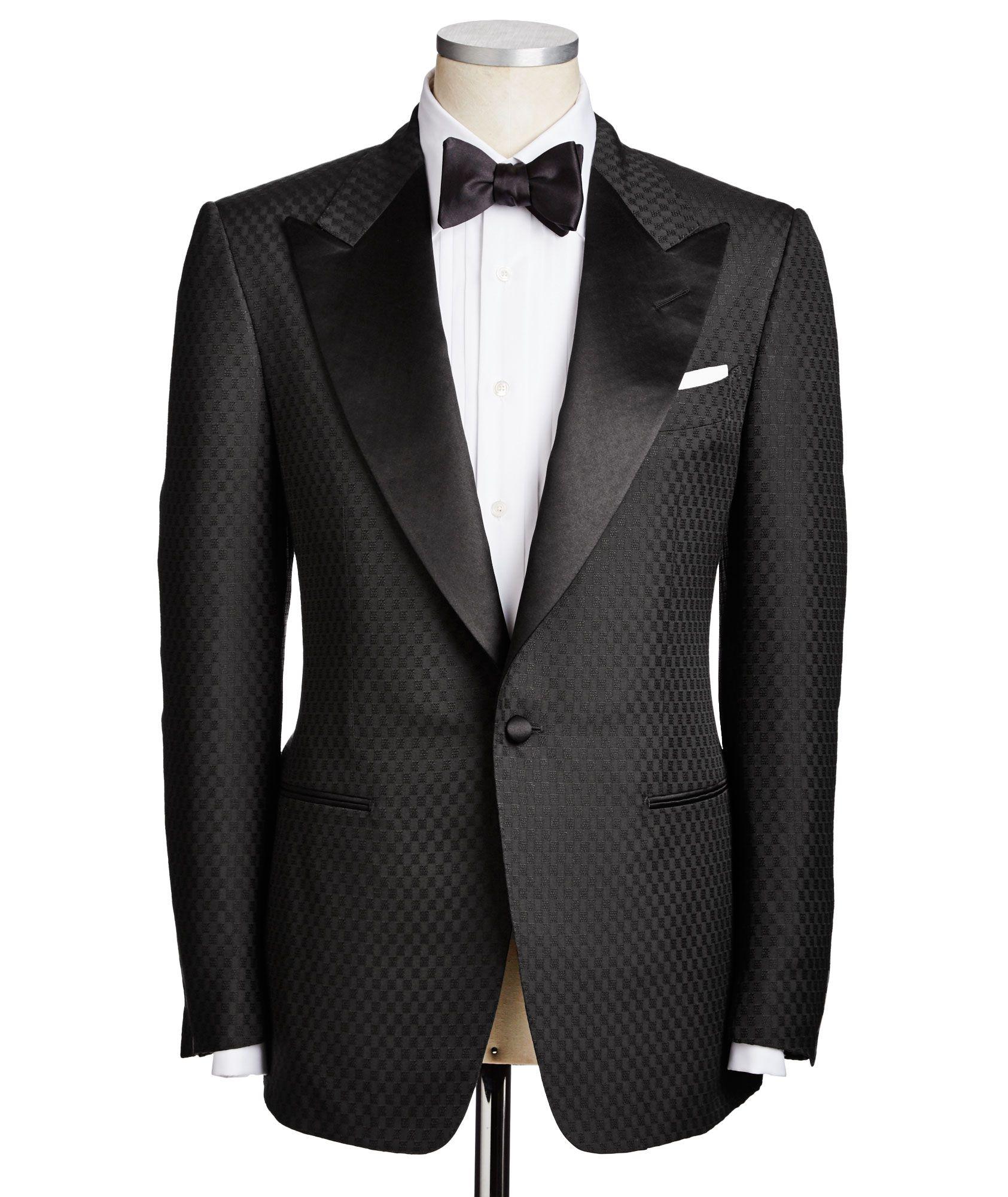 Tom Ford Tuxedo Jacket Tuxedos Harry Rosen Dress