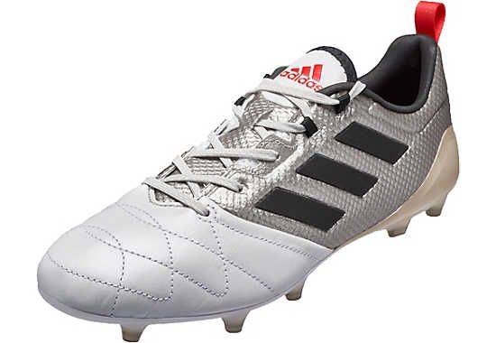 adidas Womens Ace 17.1 Soft Ground Soccer Athletic Cleats,