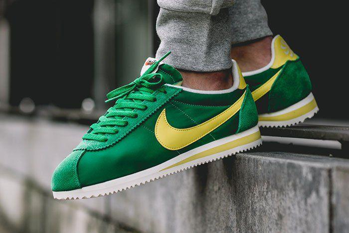 f4e0c6d756e7 Brazil Vibes On The Latest Nike Cortez