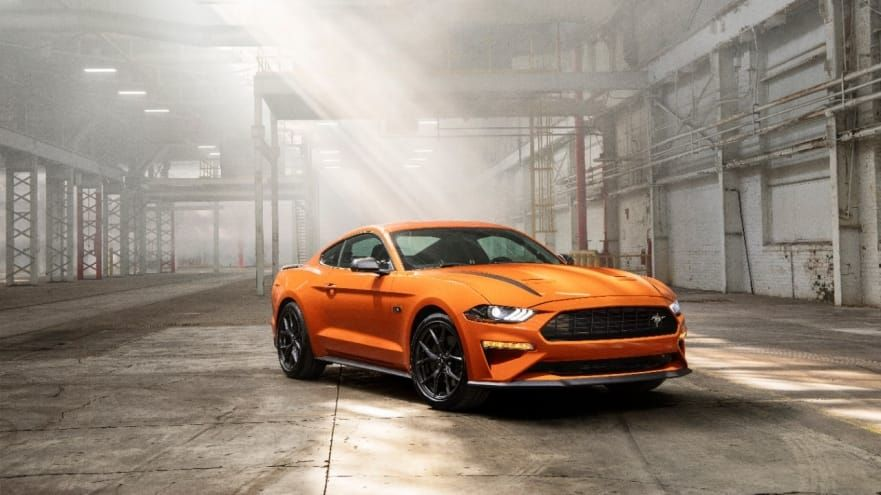 2020 Ford Mustang High Performance Package Mustang Ecoboost