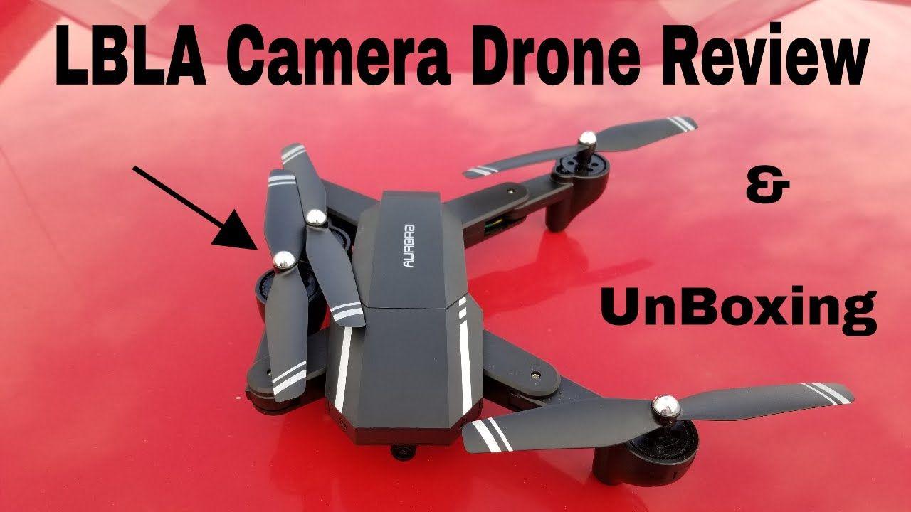 LBLA FPV Camera Drone Review Drone camera, Folding
