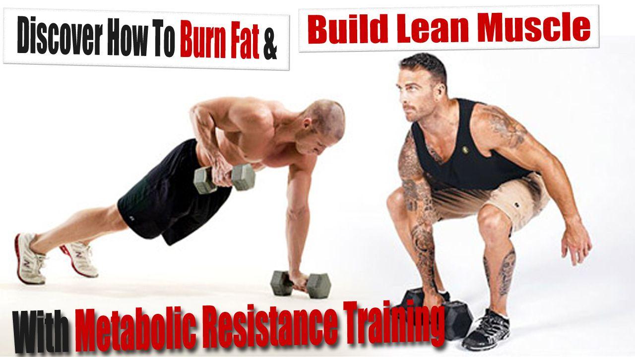 Metabolic resistance training image boxing workout