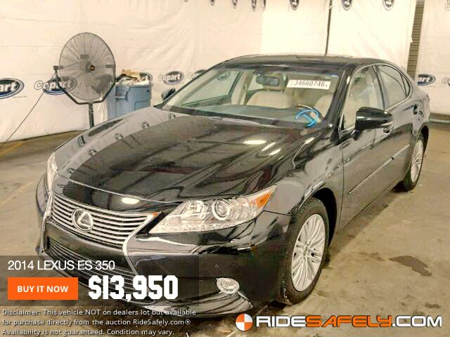 You Might Also Like: Lexus RX 350, GX470, ES350, LS460, IS250 and more available for bidding. Shop Now! https://visi.to/Search-Lexus