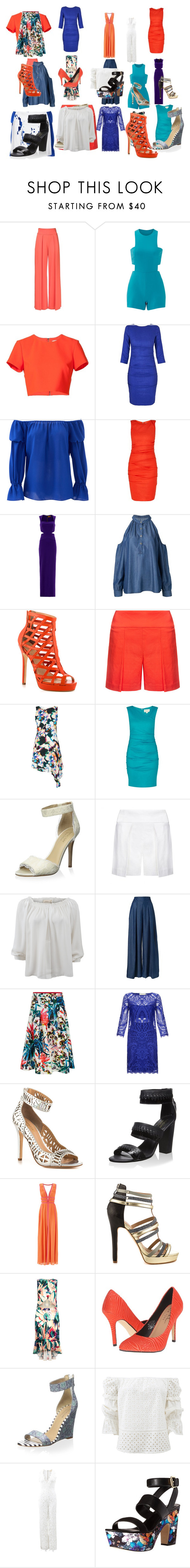 """Untitled #3944"" by luciana-boneca on Polyvore featuring Nicole Miller and Artelier by Nicole Miller"