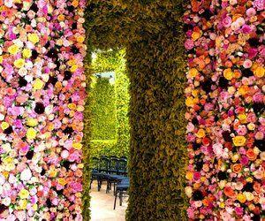Dior flower installation #FlowerShop