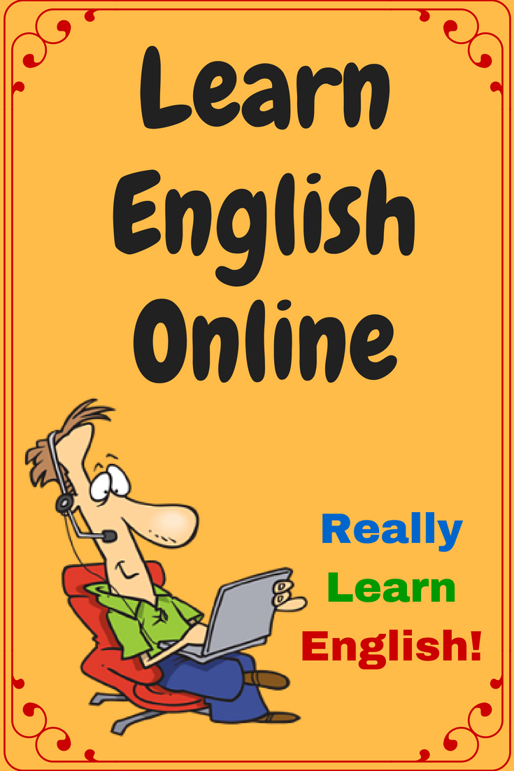 Learn English Online For Free At Really Learn English Learn English Online Free Learn English Learn English Vocabulary