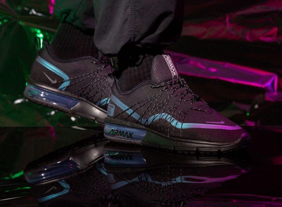 Faut-il acheter la Nike Air Max Sequent 4 Shield Throwback Future ...