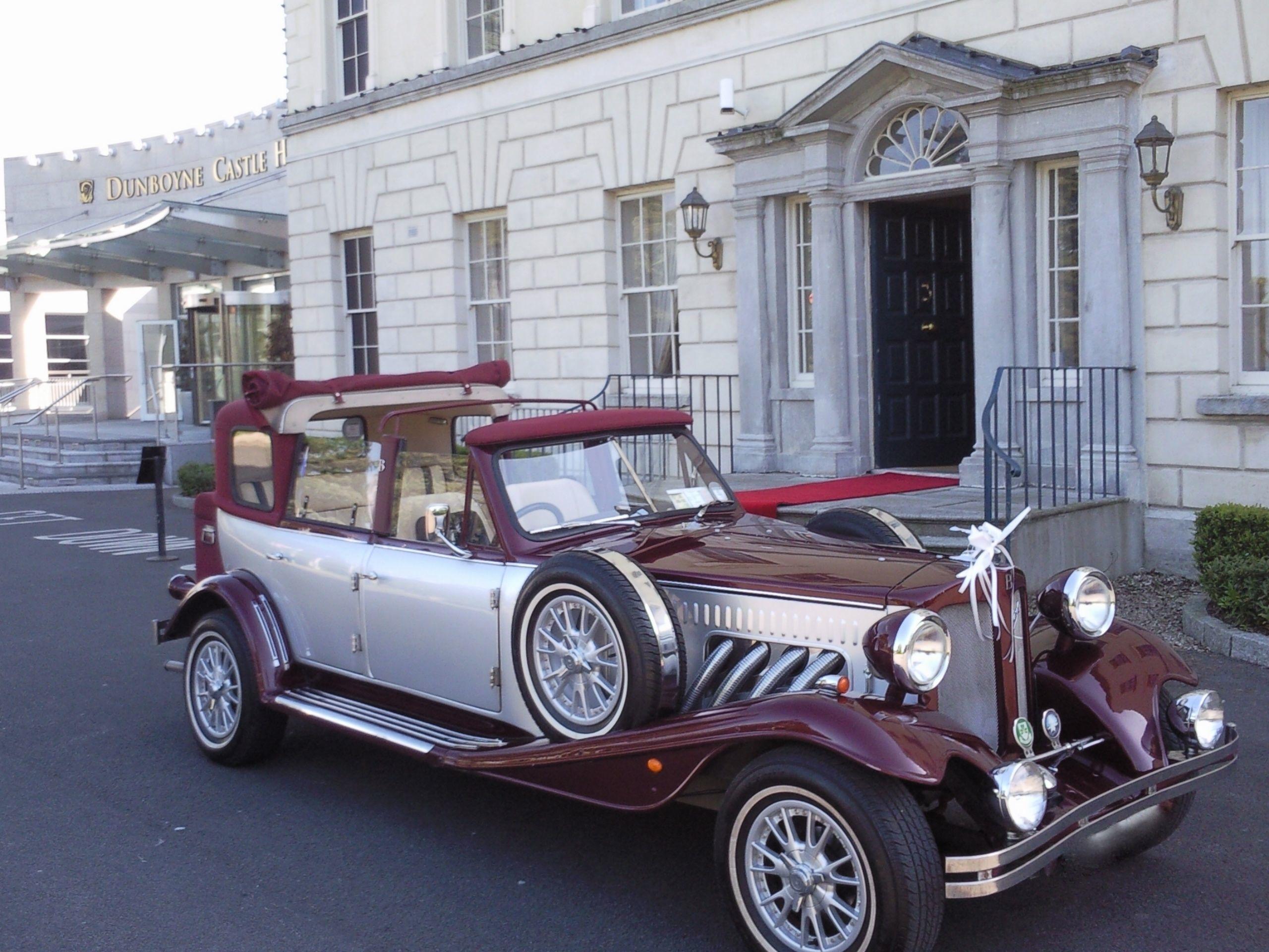 Pin By Wedding Car Hire Service Dubli On Wedding Cars Dublin Ireland Wedding Car Wedding Car Hire Vintage Car Wedding