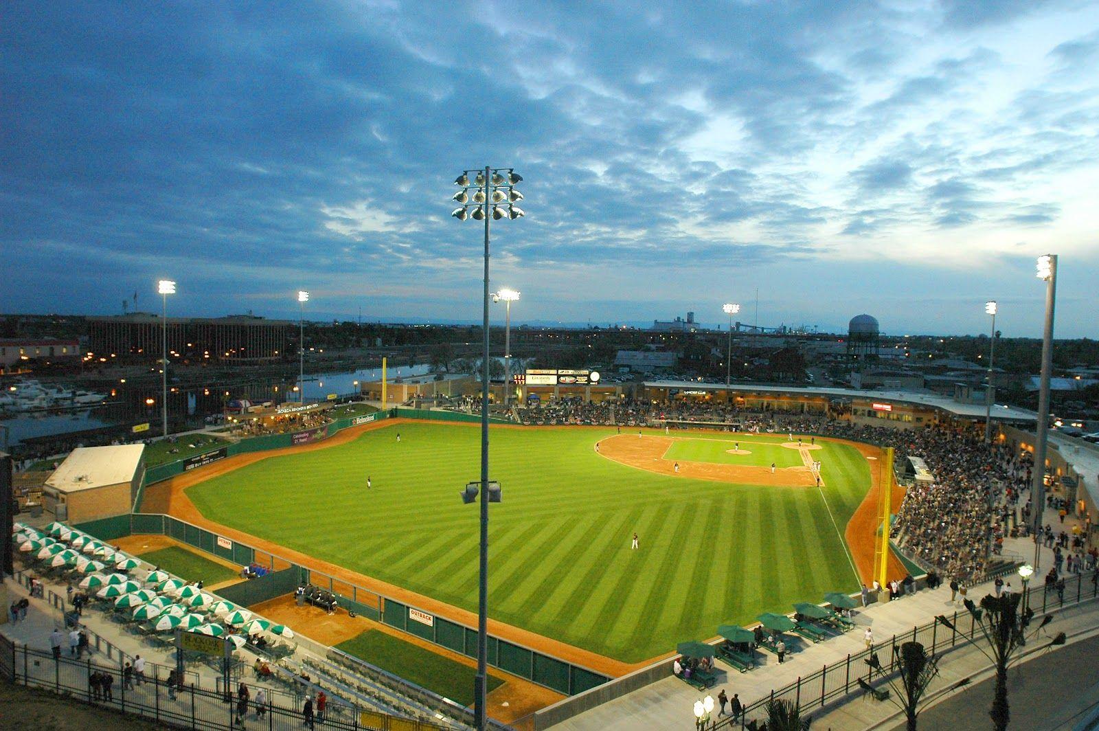 Banner Island Ballpark In Stockton California San Joaquin County Stockton Places To Go