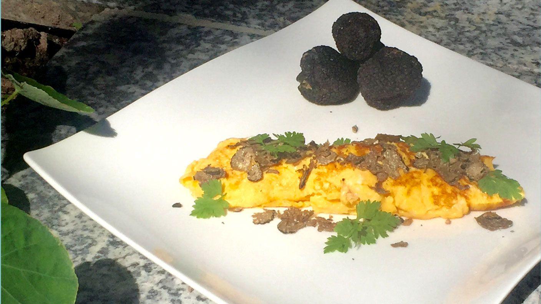 Die Edelvariante des einfachen Gerichts  Omelett ideen