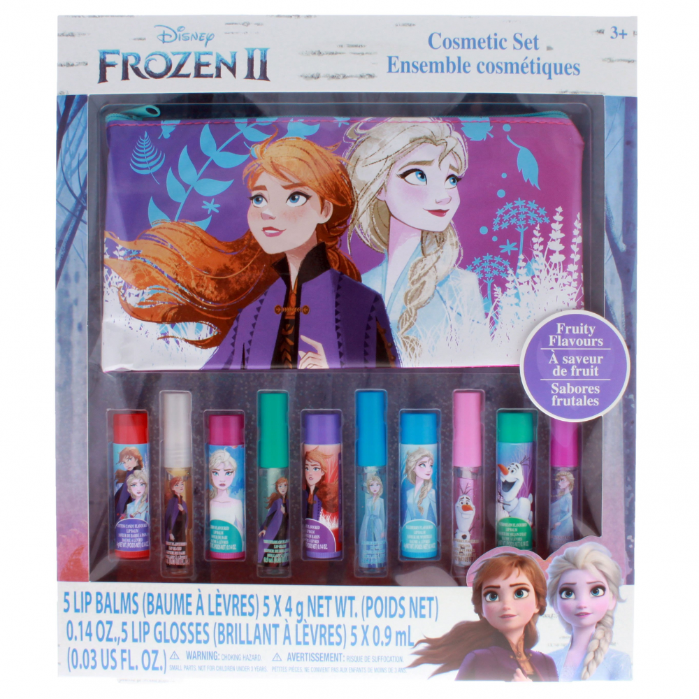 Disney Frozen 2 Girls Cosmetics Sets Available In Multiple Styles Walmart Com Frozen Toys Disney Frozen Makeup Kit For Kids
