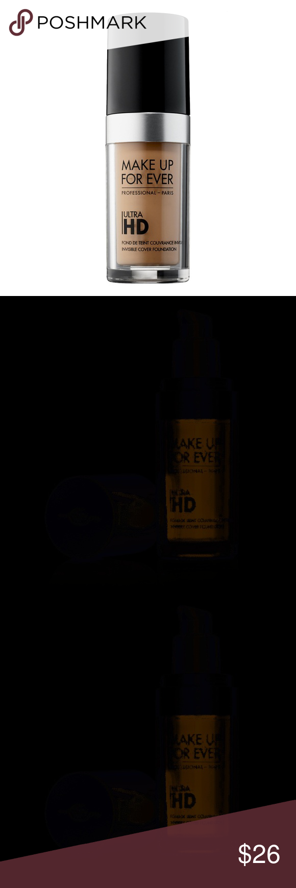 Make Up For Ever Ultra HD Liquid Foundation Y335 Make Up