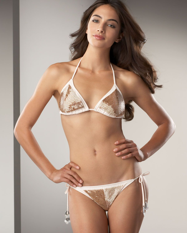 Catrina Stella | Brown-Cream lingerie