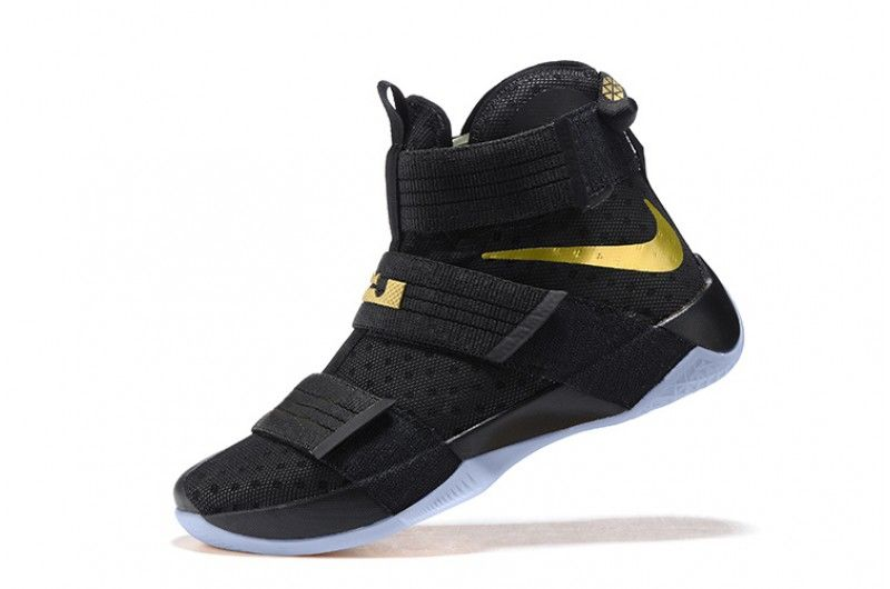 separation shoes 33c34 f939a Lebron soldier 10 basketball nike zoom shoes | Lebron james ...