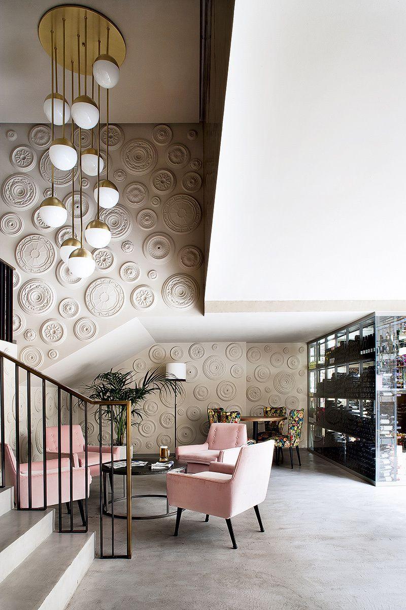 Einfaches wohndesign wohnzimmer yeso pues ya ves  ad españa  belén imaz  салон  pinterest  wände