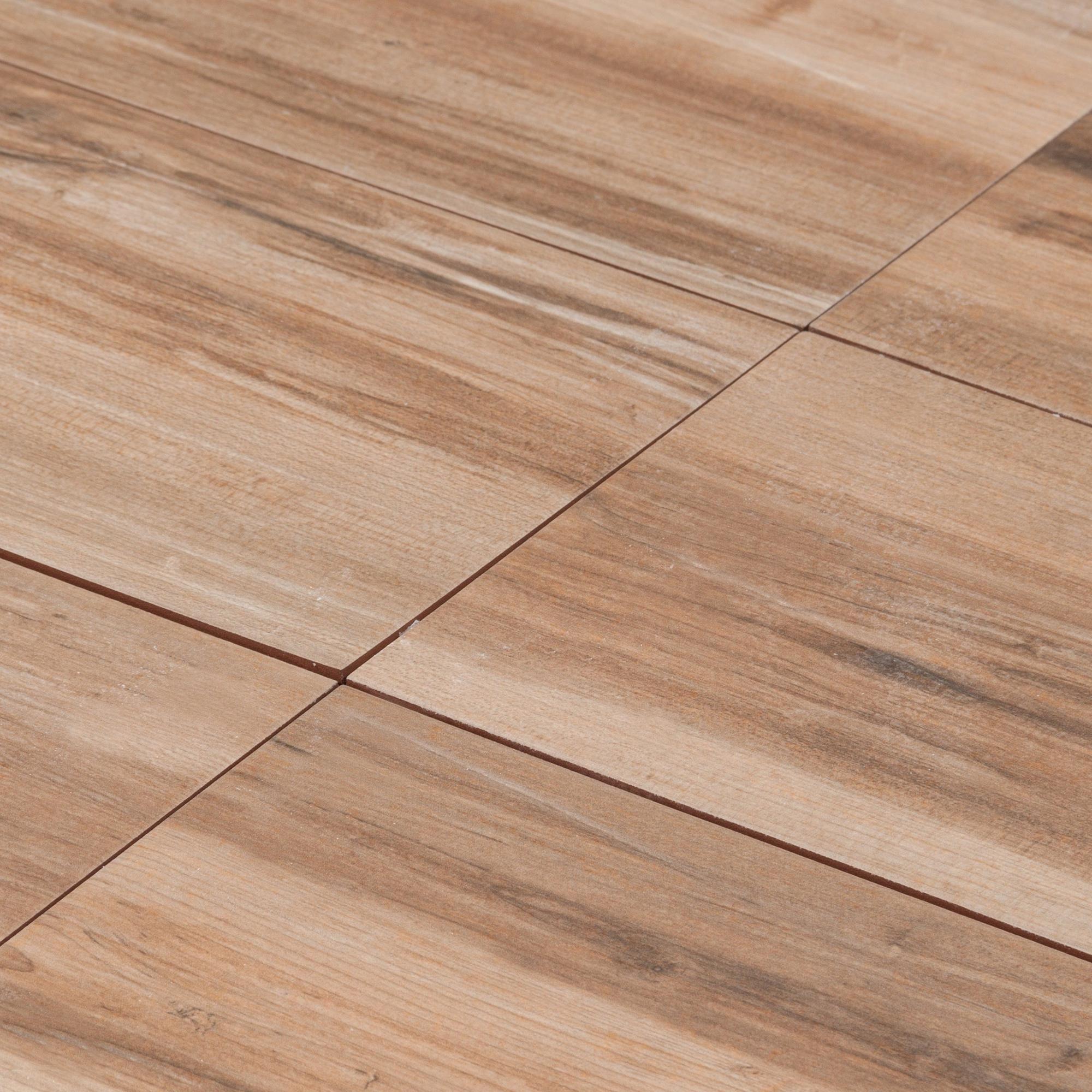 Saman Roble Wood Plank Ceramic Tile Wood Planks Ceramic Tiles Wood Look Tile