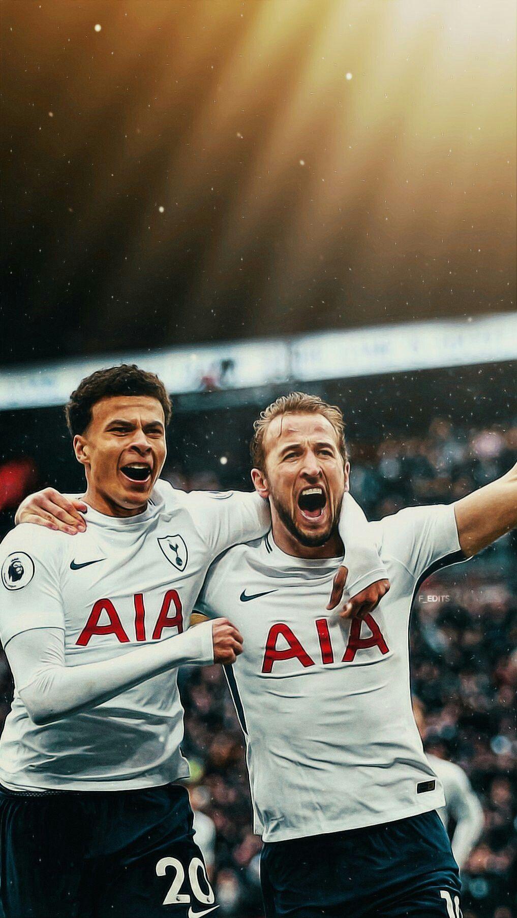 Harry Kane & Delle Alli Tottenham football, Dele alli