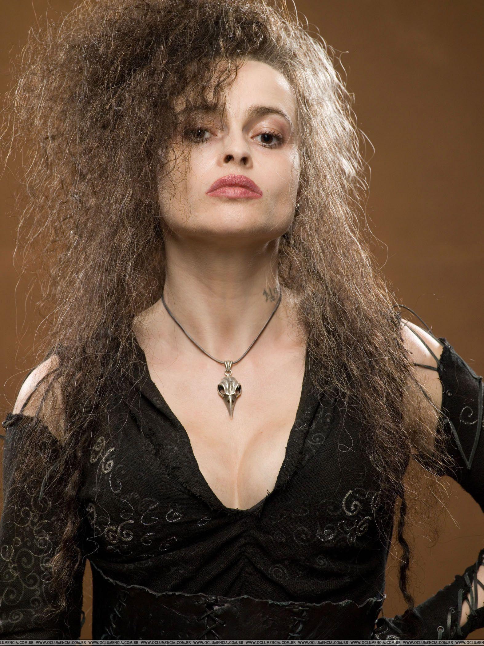 Bellatrix Bellatrix Lestrange Harry Potter Cast Helena Bonham Carter