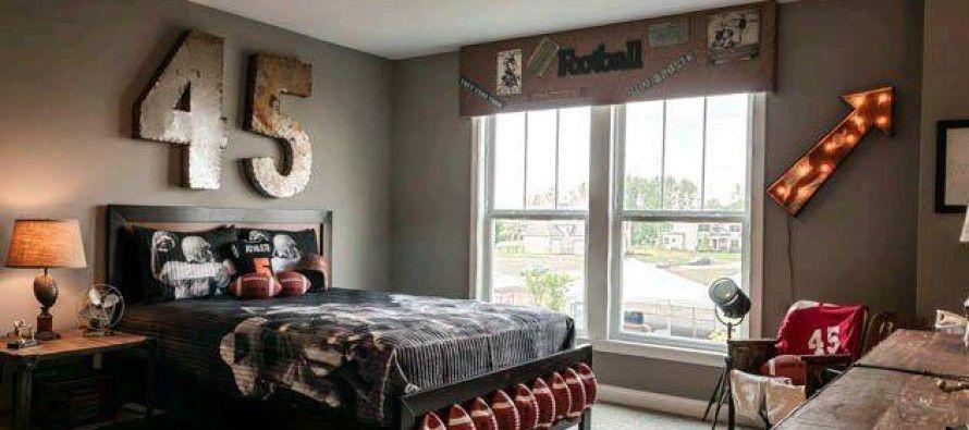 como decorar una habitacion con toques masculinos - Como Decorar Una Habitacion