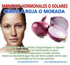 manchas hormonales