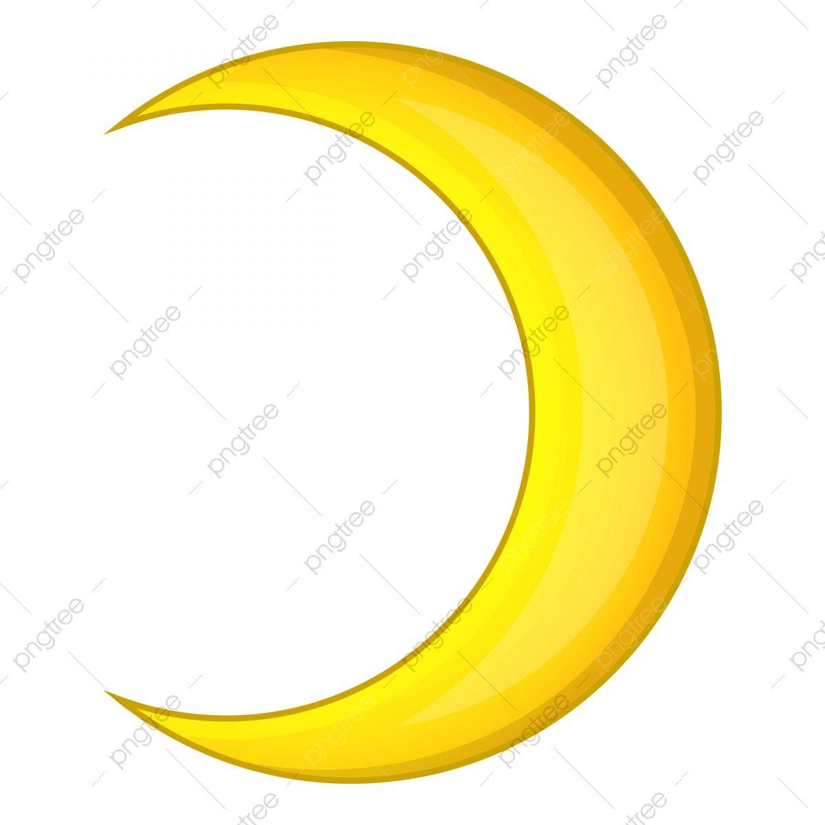 ايقونة هلال القمر الهلال القمر Clipart أيقونات القمر أيقونات النمط Png والمتجهات للتحميل مجانا Moon Icon Cartoon Styles Cv Examples