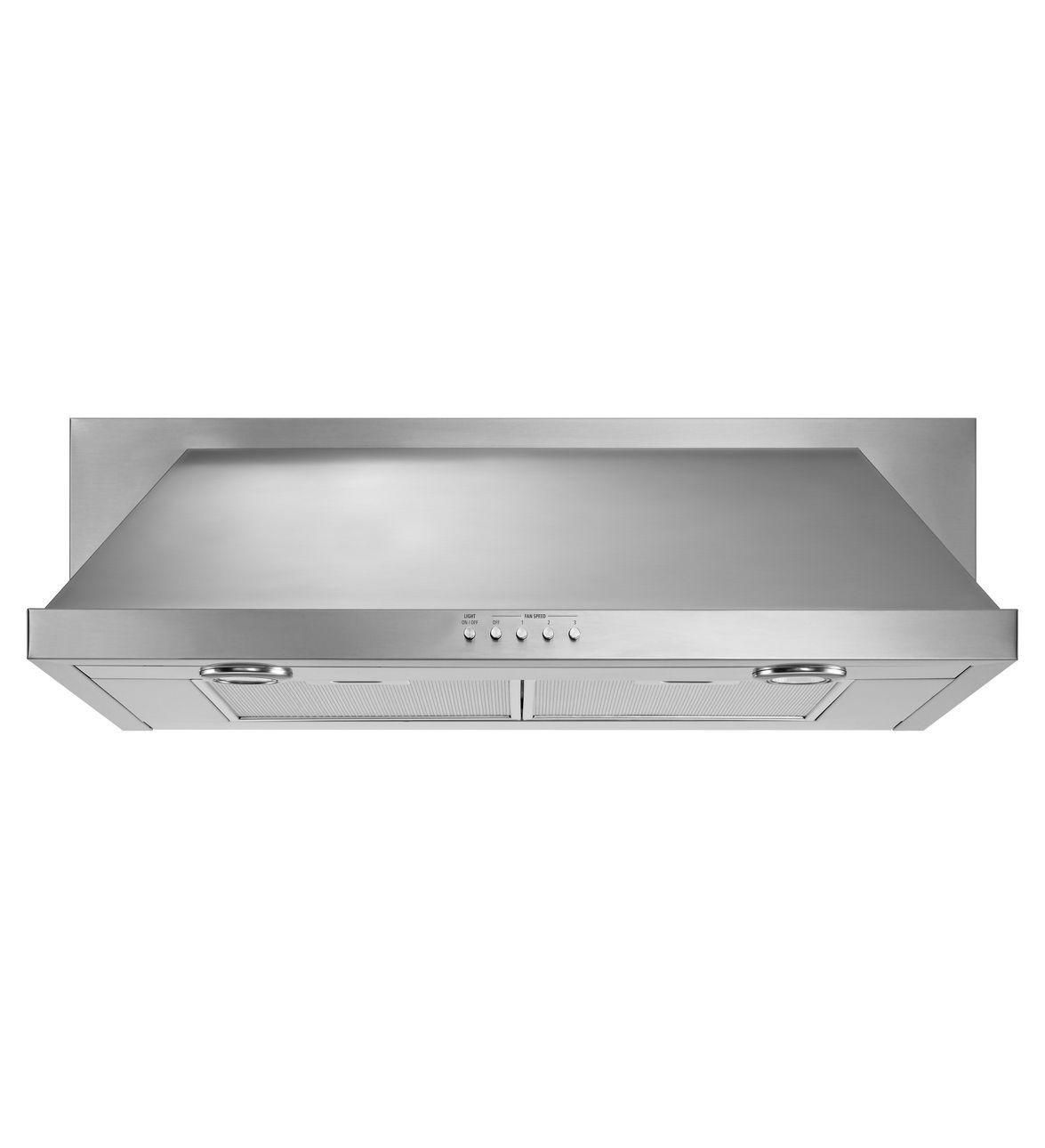 30 Under Cabinet Range Hood Nxr Rh3001 Professional 30 Under Cabinet All Stainless Steel