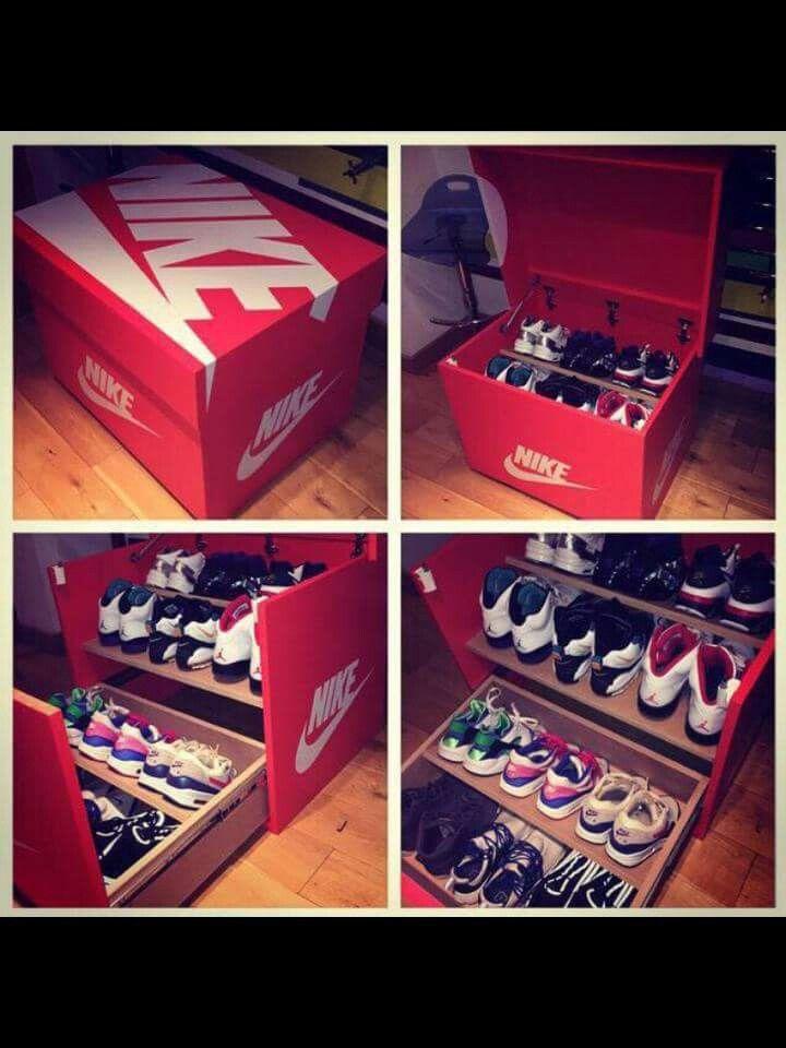 OrganizationCajas Shoe Great BoxNike For Zapas Idea Sneakers WI9YED2H