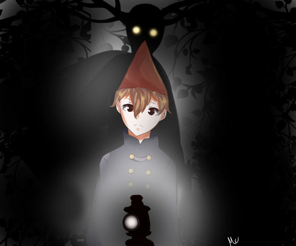 I love everything Series qvq. and I wanted to make fan art ´v´ Hope you like it  Wirt and the beast © Over the garden wall  ART ©