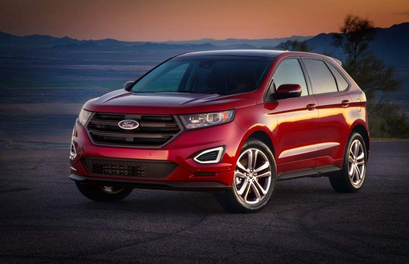 Top 10 The Best Selling Canadian Made New Vehicles Ford Edge