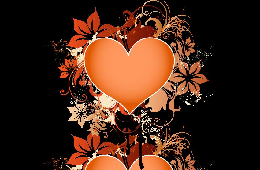 Dessin En Couleurs A Imprimer Chiffres Et Formes Coeur Numero
