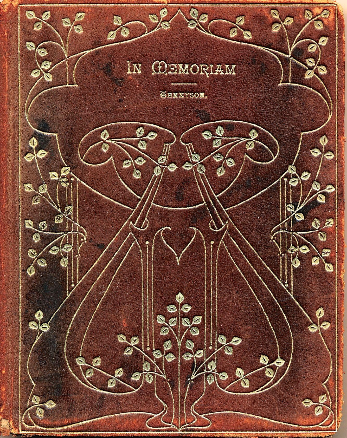 Tennyson, In Memoriam, The Astolat Press, London, 1905 ...