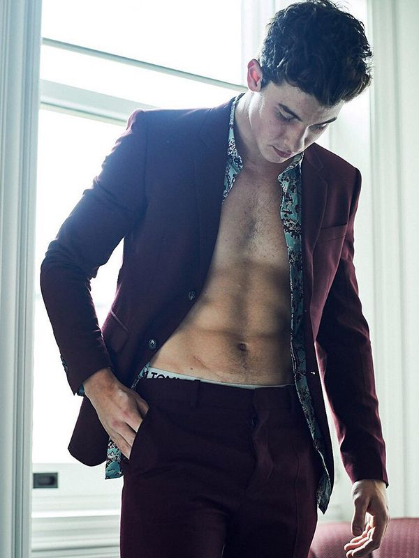 Shawn's Sexy 'L'Uomo Vogue' Outtakes | SHAWN MENDES ...