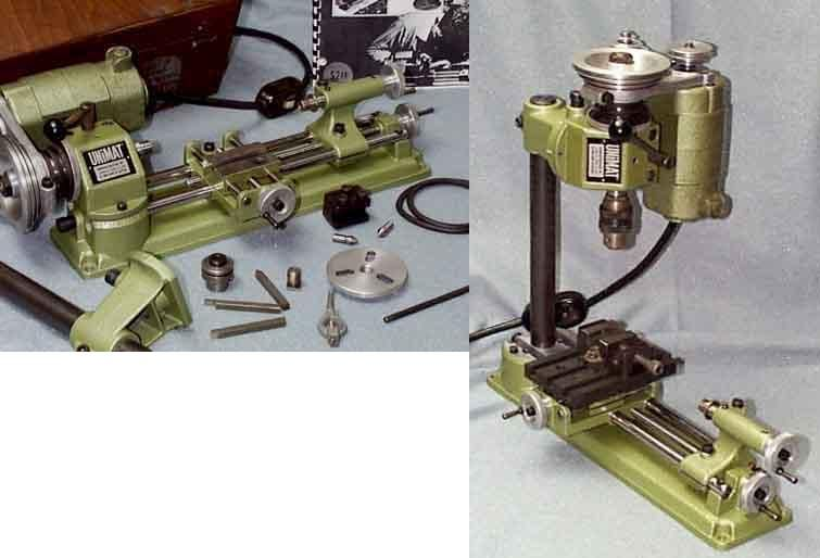 Home Mini Metal Lathe Projects
