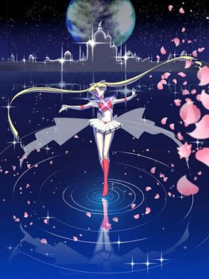 Rebirth of the Moon Kingdom  Super Sailor Moon
